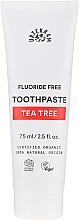 Perfumería y cosmética Pasta dental con extracto de árbol del té - Urtekram Toothpaste Tea Tree