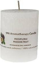 Perfumería y cosmética Vela aromática artesanal 100% natural, maracuyá - The Secret Soap Store Candle