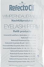 Perfumería y cosmética Rodillos para rizado permanente de pestañas, L, 36uds. (recambio) - RefectoCil Eyelash Perm