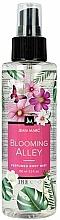Perfumería y cosmética Jean Marc Blooming Alley - Spray corporal con aroma dulce y floral