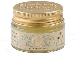 Perfumería y cosmética Bálsamo labial calmante con aceite de almendras dulces - Panier Des Sens Almond Lip Balm