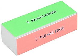 Perfumería y cosmética Lima de uñas pulidora de 4 lados - Tools For Beauty 4-way Nail Buffer Block