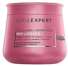 Perfumería y cosmética Mascarilla capilar con aminoácidos y filler A-100 - L'Oreal Professionnel Pro Longer Lengths Renewing Masque