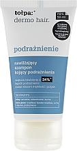 Perfumería y cosmética Champú hidratante hipoalergénico, pieles secas, sensibles y atópicas - Tolpa Dermo Hair Moisturizing Shampoo