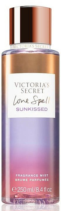 Bruma corporal perfumada - Victoria's Secret Love Spell Sunkissed Fragrance Mist