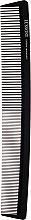 Perfumería y cosmética Peine profesional antiestático - Lussoni CC 102 Classic Versatile Cutting Comb