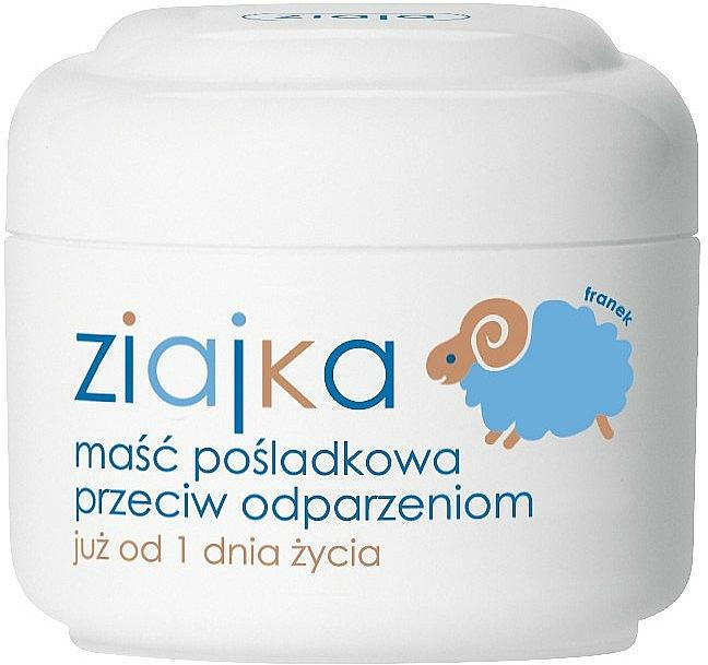 Crema antiirritaciones para bebés con extracto de algodón - Ziaja Nappy Cream