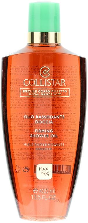 Aceite de ducha natural para piel seca - Collistar Olio Rassodante Doccia