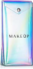 Perfumería y cosmética Neceser para brochas de maquillaje (20x10x4cm) - MakeUp Holographic