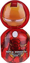 Perfumería y cosmética Gel de ducha y baño infantil con vitamina A y E - Corsair Marvel Avengers Iron Man Bath&Shower Gel