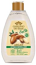 Perfumería y cosmética Agua micelar con aceite de argán - Giardino Dei Sensi Eco Bio Argan Micellar Water
