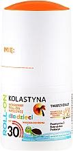 Perfumería y cosmética Loción protectora roll-on resistente al agua con provitamina D y prebióticos - Kolastyna Suncare for Kids Roll-on SPF 30