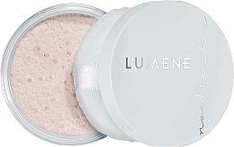 Perfumería y cosmética Polvo suelto de maquillaje con borla - Lumene Nordic Chic Sheer Finish Loose Powder