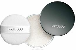 Perfumería y cosmética Polvo fijador transparente con efecto mate para pieles grasas y mixtas - Artdeco Fixing Powder