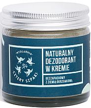 Perfumería y cosmética Desodorante en crema natural sin aroma - Cztery Szpaki