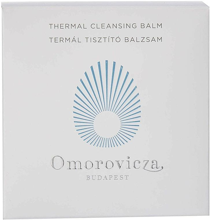 Bálsamo facial limpiador térmico rico en arcillas - Omorovicza Thermal Cleansing Balm