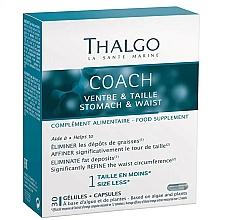 Perfumería y cosmética Complemento alimenticio para salud intestinal y refinamiento de cintura, cápsulas - Thalgo Coach Stomach and Waist