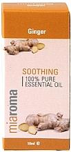 Perfumería y cosmética Aceite esencial de jengibre 100% puro - Holland & Barrett Miaroma Ginger Pure Essential Oil