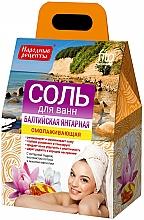 """Perfumería y cosmética Sales de baño """"ámbar báltico"""" - Fito cosmetica"""