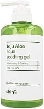 Perfumería y cosmética Gel calmante para rostro, cabello y cuerpo con aloe vera - Skin79 Jeju Aloe Aqua Soothing Gel