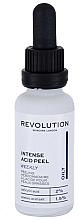 Perfumería y cosmética Peeling facial vegano con 2% ácido salicílico y 1.5% sal ácida azeláica - Revolution Skincare Intense Acid Peel Oily