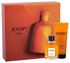 Perfumería y cosmética Joop! Wow! - Set (eau de toilette/60ml + gel de ducha/75ml)