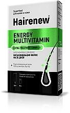 Perfumería y cosmética Tratamiento multivitamínico de cabello con vitaminas y energía - Hairenew Energy Multivitamin Extra Treatment Complex