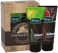 Perfumería y cosmética Kneipp - Set para cuerpo y cabello (gel de ducha 2en1/2x200ml)