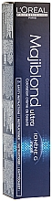 Coloración permanente de cabello, tonos rubios - L'Oreal Professionnel Majiblond Ultra (sin oxidante) — imagen N1