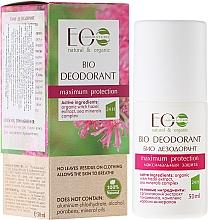 Perfumería y cosmética Bio desodorante con complejo de minerales marinos, máxima protección - ECO Laboratorie Bio Deodorant