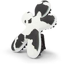 Perfumería y cosmética Ambientador de coche con aroma a iris y bergamota - Mr&Mrs Niki Bergamot & Iris White&Black Camouflage