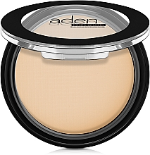 Perfumería y cosmética Polvo facial compacto matificante - Aden Cosmetics Silky Matt Compact Powder