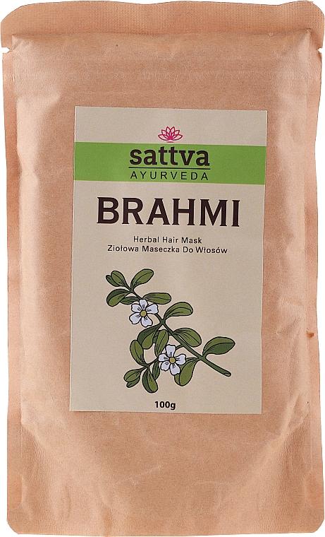 Polvo para cabello que promueve su crecimiento y aporta brillo y grosor - Sattva