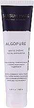 Perfumería y cosmética Exfoliante facial con algas y agua de glaciar - Sensum Mare Algopure Gentle Enzyme Facial Exfoliator