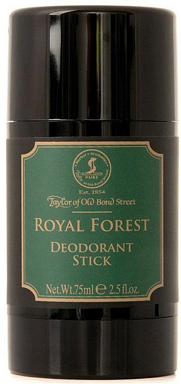 Taylor of Old Bond Street Royal Forest - Desodorante stick