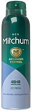 Perfumería y cosmética Desodorante spray antitranspirante - Mitchum Men Ice Fresh 48hr Anti-Perspirant