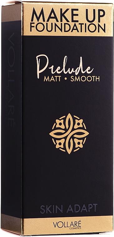 Base de maquillaje suavizante con efecto mate - Vollare Prelude Smoothing & Mattifying Make Up Foundation
