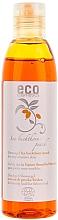 Perfumería y cosmética Gel de ducha eco con aceite de espino amarillo y melocotón para pieles sensibles - Eco Cosmetics