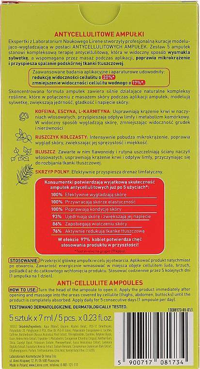 Ampollas corporales reductoras - Lirene — imagen N2