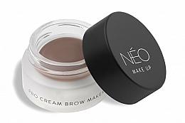 Perfumería y cosmética Crema para cejas - NEO Make Up Pro Cream Brow Maker
