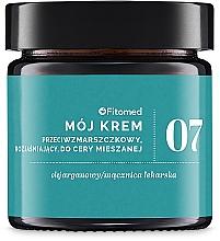 Perfumería y cosmética Crema facial con aceite de argán - Fitomed Face Cream №7