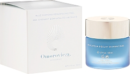 Perfumería y cosmética Exfoliante facial rejuvenecedor con ácidos lactobiónico y láctico - Omorovicza Blue Diamond Resurfacing Peel
