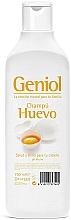 Perfumería y cosmética Champú con yema de huevo - Geniol Nourishing Shampoo