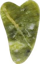 Perfumería y cosmética Masajeador facial de nefrita verde - Lewer