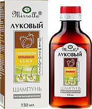 Perfumería y cosmética Champú con cebolla y vitaminas - Mirrolla
