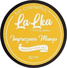 Perfumería y cosmética Crema corporal iluminadora de mango - Lalka