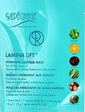 Perfumería y cosmética Mascarilla facial de tejido hidratante con algas marinas - Repechage Lamina Lift Mask