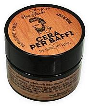 Perfumería y cosmética Cera para bigotes con aceite de almendras dulces - Renee Blanche Mustache Wax