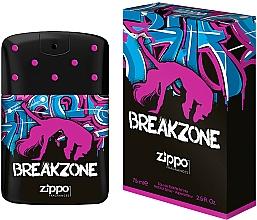 Perfumería y cosmética Zippo BreakZone for Her - Eau de toilette spray