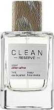 Perfumería y cosmética Clean Reserve Ambre Saffron - Eau de parfum